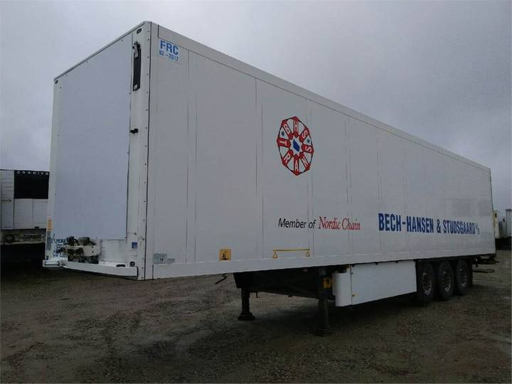 Schmitz Cargobull Doppelstock - 2011