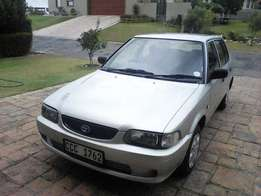 Toyota tazz for sale R16500 cash