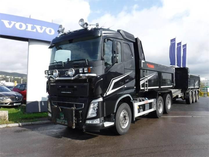 Volvo Fh13 - 2014
