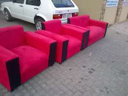 Lounge suit couch