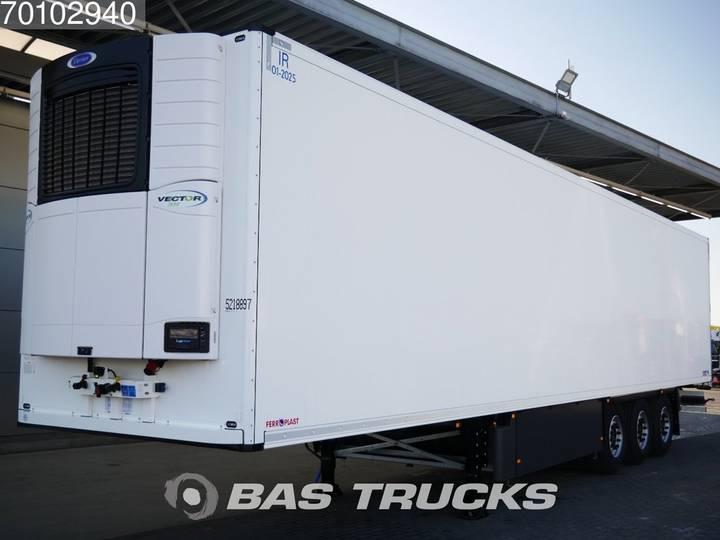 Schmitz Cargobull SCB*S3B *New Unused!* Carrier Vector 1550 3 axles Doppels... - 2019