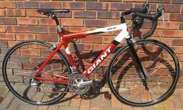 Giant OCR 2 road bike fully serviced. R3200