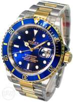Rolex Gold and silver 2ton Submariner watch