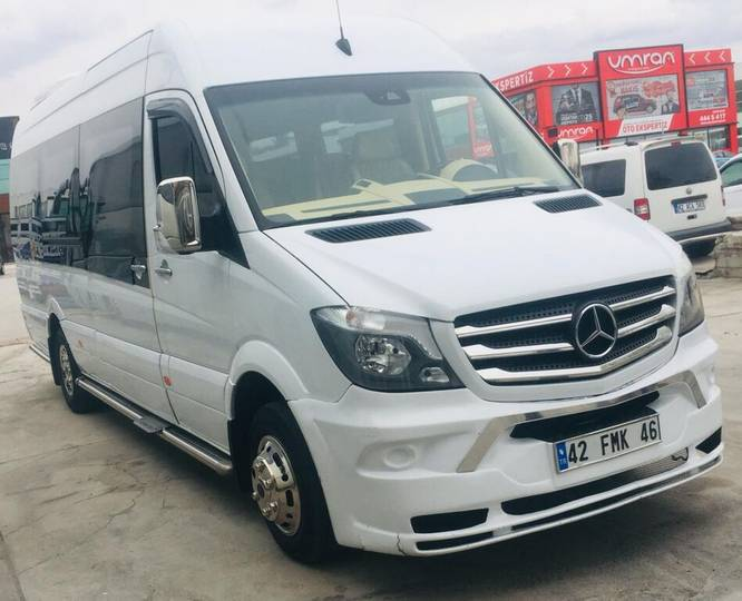 Mercedes-Benz Sprinter 416 - 2017