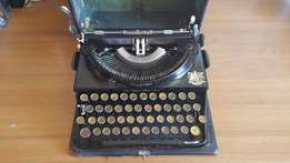 Imperial Model 1 typewriter, serviced