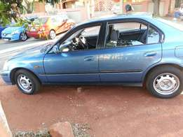 Honda Ballade SO4 for sale