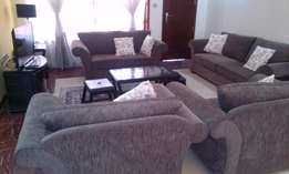 Classic fully furnished apartment 3 bedrooms all en suite to let