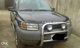 Extremely neat Freelander Land River Jeep for sale