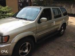 Clean,neatly used Infiniti QX4 for sale