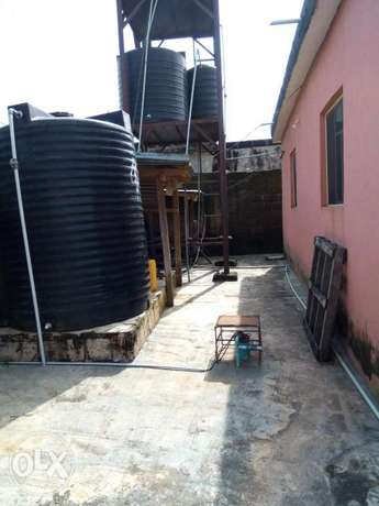 3 bedroom decked bungalow on a full plot of Land in Ipaja Command Ipaja - image 2