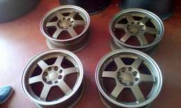 Alloy Rims size 14 + Discounts