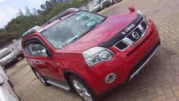 Nissan x-trail 2011model