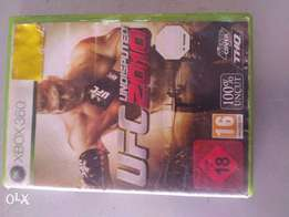 Xbox 360 UFC undisputed 2010 for sale or swap