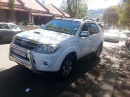 Immaculate condition 2009 Toyota Fortuner 3.0 D4D 4X4