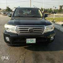 Toyota Land Cruiser 2014 body kit. Nigerian used.