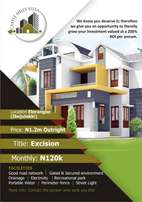 Castle Hills - Land with Excision in Ibejulekki