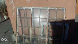 Steel Window Frame, and accesories.