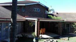5 bed House to rent- Nelspruit 1 Junie