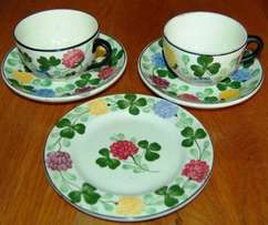 7 piece Ges Gesh Germany teaset ad 1