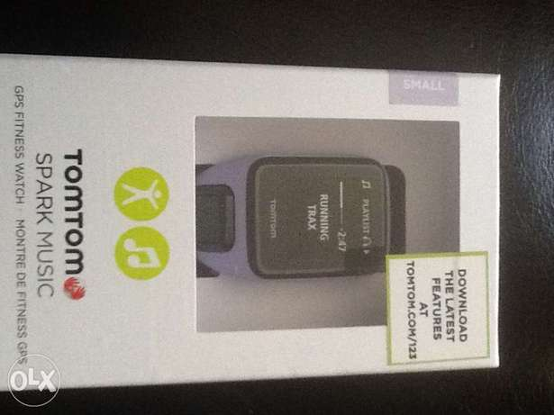 TOMTOM Spark Music GPS fitness WATCH Midrand - image 1