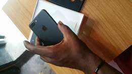 IPhone 7plus Super Black 128g forsale very clean and okay or swap