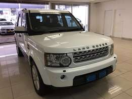 land rover Discovery 4 3.0 D V6 SE
