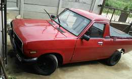 Nissan 1400 wanted