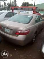 Few months registered Camry