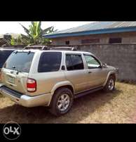 Nissan Pathfinder Gold Very Neat And Affordable . Just pay And Drive.