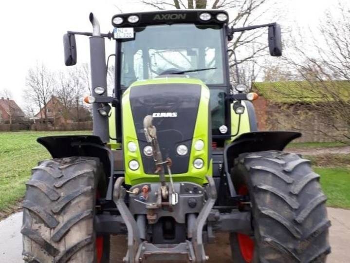 Claas axion 820 cmatic - 2008