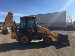 JCB 3CX-14 Loader Backhoe