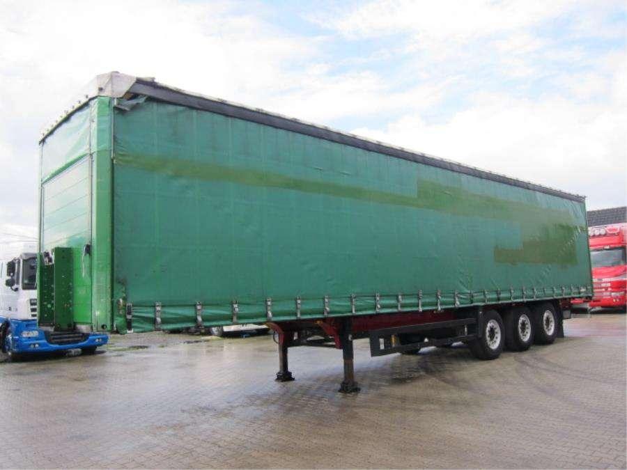 Schmitz Cargobull SO1 Coil Stuuras/Steering/Lenkachse - 2008 - image 2