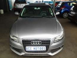 2010 Audi A4 2.0 Attraction for sale R115000