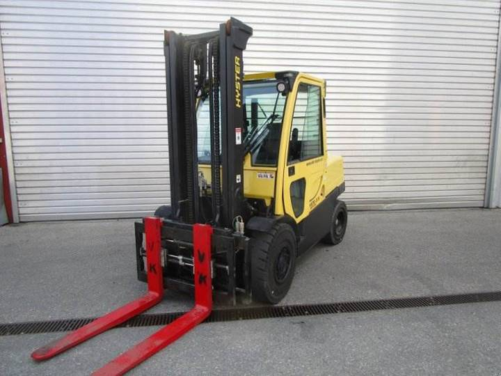 Hyster H 5.5ft - 2015