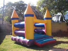 bouncy castle caslte for hire from 300 per day