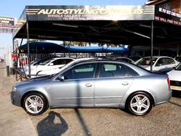 Autostyling Car Sales-East London-Bargain-06 Audi A4 2.0 T S-Line Pack