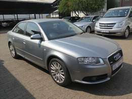 Audi - A4 (B7) 1.8 T (120 kW) Multitronic for sale