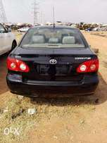 Toyota corolla(2004) tokunbo with sound engine