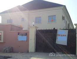 New Sim completed 3bed Room Flat- Rent At -Illon Woji