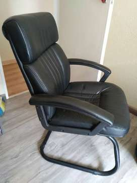 leather office chairs in western cape olx south africa