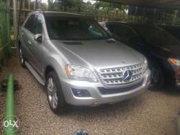 Mercedes Benz ml 2010