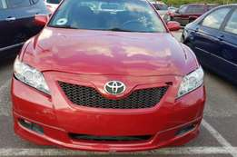 Tincan cleared tokunbo toyota camry sports 2008