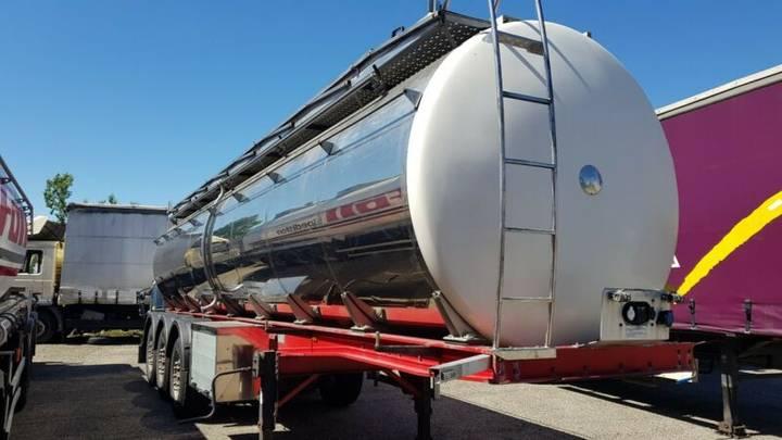 Menci SANTI Lebensmittel Milch isoliert 30 Kb 3 Kamm. - 2006