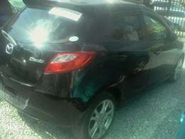 Mazda Demio bkack, blue, white etc KCN 2011 Cash 580k