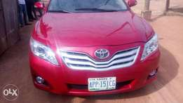 Newly registered Toyota Camry 2010