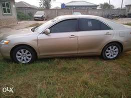 2007 Toyota Camry upgraded to 2009