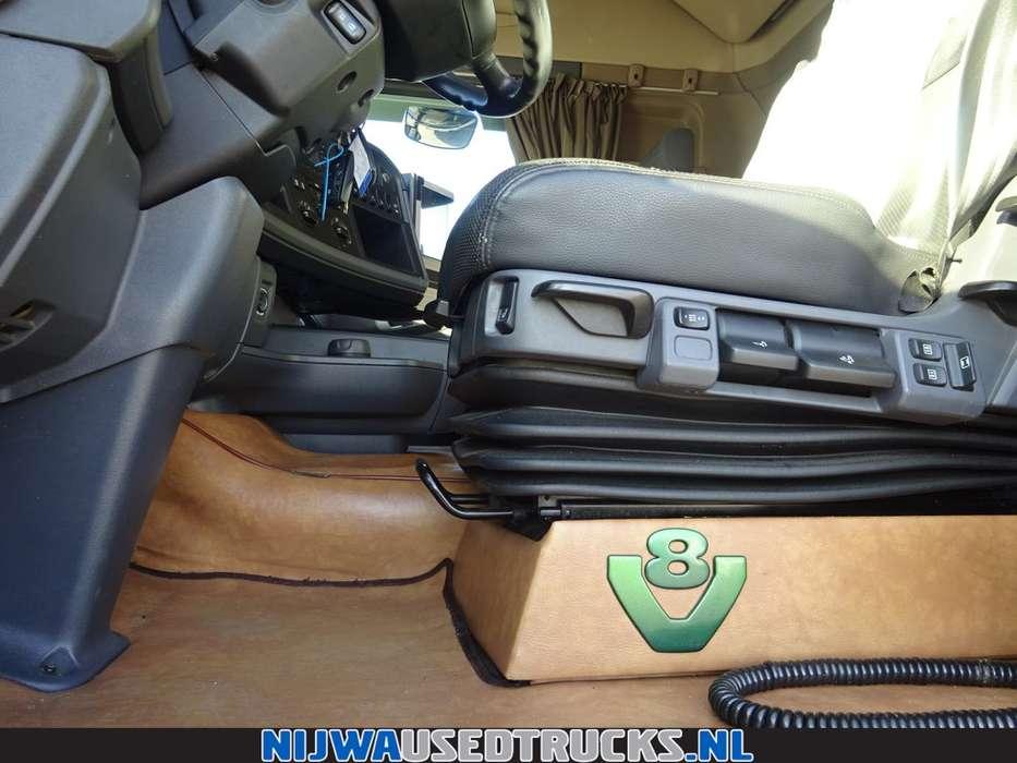 Scania R 520 Retarder + Hydrauliek - 2014 - image 8