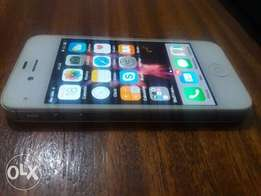 iphone 4s in perfect condition. Comes with an additional casing/cover.