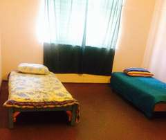 Double furnished room to share.Students or Single Persons