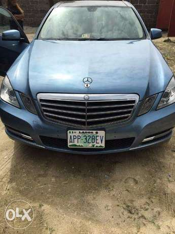 Mercedes-benz very clean and nothing to be fix Lekki - image 1